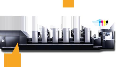 Zone d'impression fusion graphic