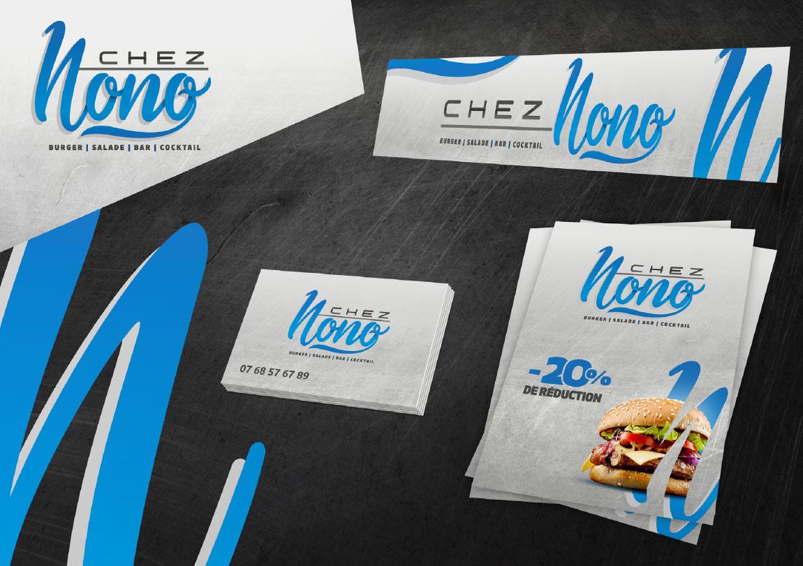 Le Bar & Grill Chez Nono