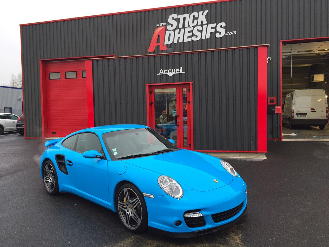 Covering Porsche