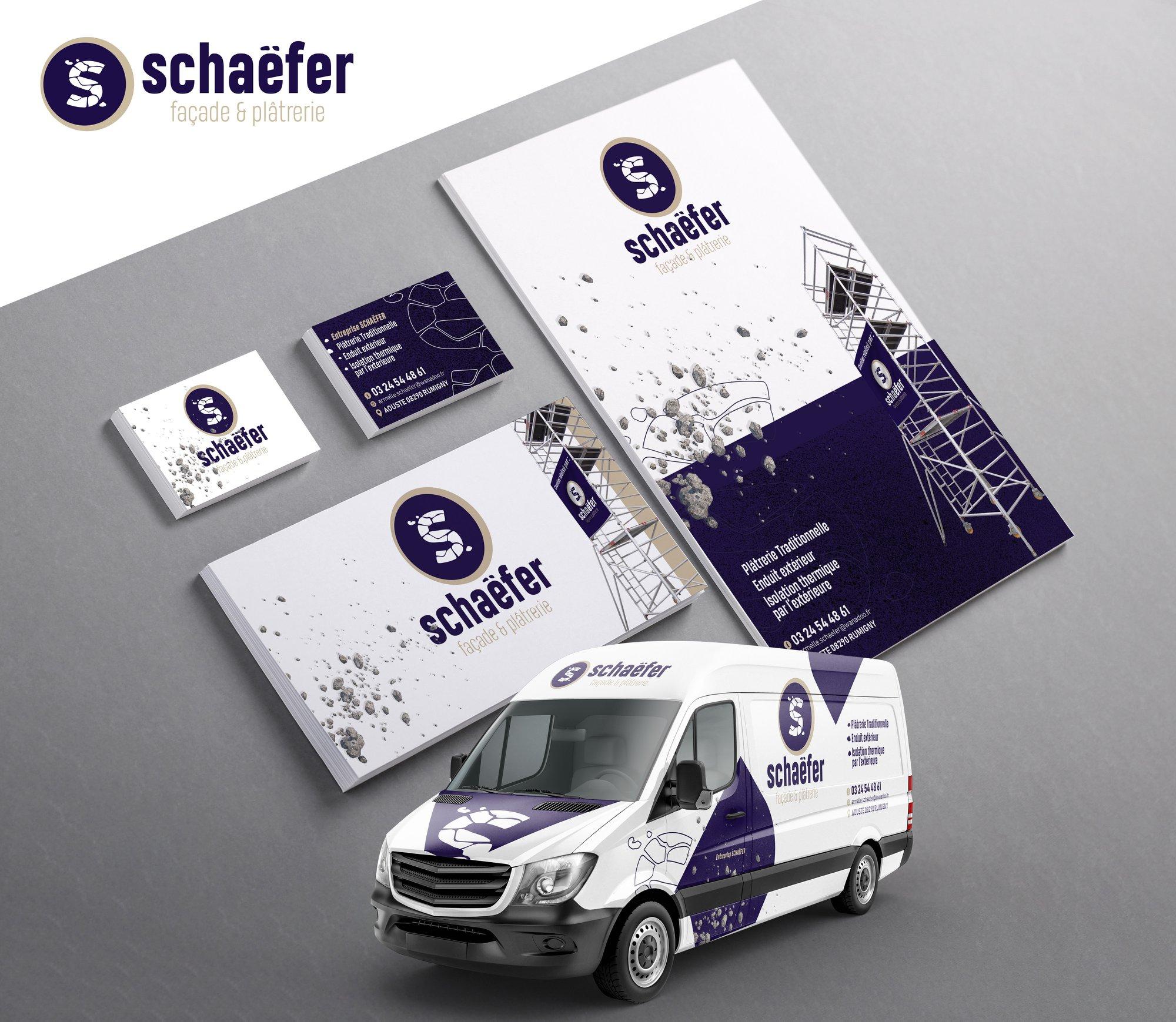 Schaëfer – Façade et Plâtrerie